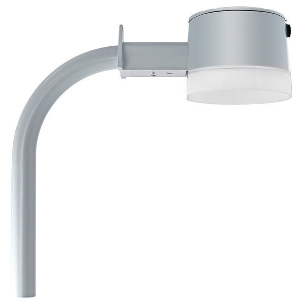 Barn Light Pole: 26W LED Barn Light Fixture With Arm