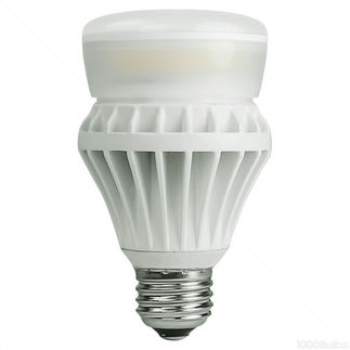 12 Watt - LED A19 - 60 Watt Equal - 3000K Halogen