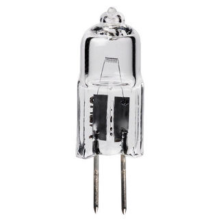 Eiko 15011 - 20 Watt - T3.25 - G4 Base - Halogen - Clear - 2,000 Life Hours - 280 Lumens - 24 Volt