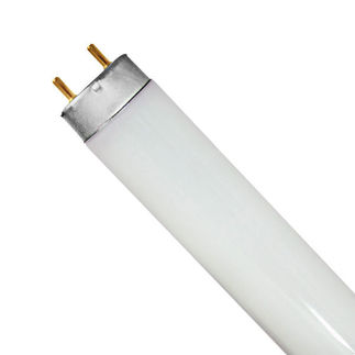 (Case of 24) F25T8/835K - 3 ft. - 25 Watt - T8 Linear Fluorescent Tube - 3500K - Eiko 49582