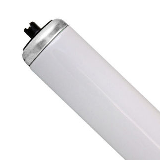 F48T10 Linear Fluorescent Tube Recessed Double Contact Base