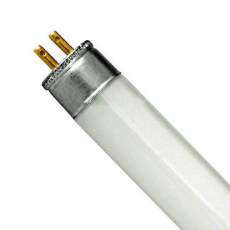 F80T5 Linear Fluorescent Tube Mini Bi-Pin Base