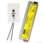 Iota I-13-EM-A - Emergency Backup Battery - 90 min. - Operates 7, 9 and 13 Watt Twin Tube 2-pin and 9-13W USA Quad 2-pin lamps with integral starter - 120/277 Volt
