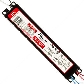 Advance Mark 10 Powerline VEZ-132-SC-35I - (1) Lamp - F32T8 - 277 Volt - Dimming - 1.0 Ballast Factor