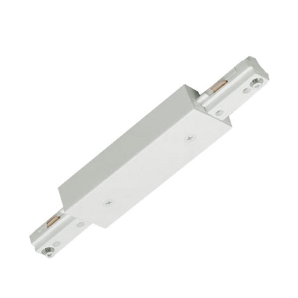 Nora NT 2312W White I Connector Dual Circuit Compatible With Halo Tra