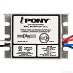 Fulham Pony NPY-120-132CFL - (1) Lamp - 120 Volt - Rapid Start - 0.95 Ballast Factor