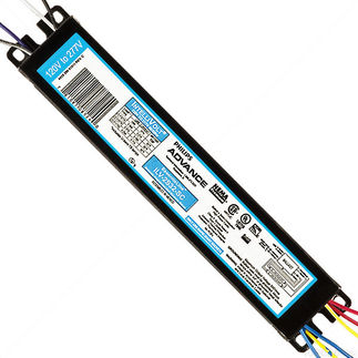 Advance EssentiaLine ILV-2S32-SC-35M - (2) Lamp - F32T8 - 120/277 Volt - Dimming - 0.88 Ballast Factor
