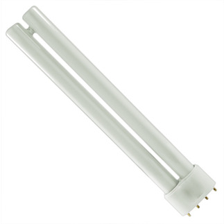 FT18W/2G11/RS/841 - NAED 20593 - 18 Watt - 4 Pin 2G11 Base - 4100K - CFL Light Bulb
