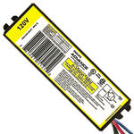 39 Watt - 120 Volt - Electronic Metal Halide Ballast - ANSI M130 or C179 - Side Leads With Mounting Feet