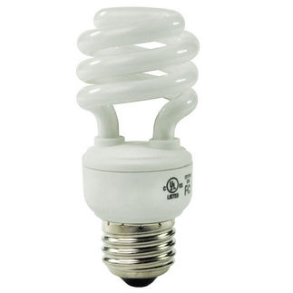 20 Watt - CFL - 75 W Equal - 2700K Warm White - Min. Start Temp. -20 Deg. F - 80 CRI - 60 Lumens per Watt - 240 Volt - PLT ES050-240V-20W