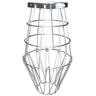 Stainless Steel Wire Guard for High Bay Fixtures - PLT 27717