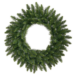 2.5 ft. Wreath - Green - Camdon Fir - Unlit