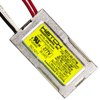 80 Watt - Electronic Low Voltage Transformer