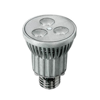 Satco S8731 - 7 Watt - LED - PAR20 - 3200K Warm White - Narrow Flood - 50 Watt Equal - 120 Volt