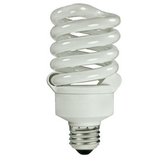 TCP 5012341K - 23 Watt - CFL - 100 W Equal - 4100K Cool White - 82 CRI - 63 Lumens per Watt - 24 Month Warranty