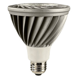 18 Watt - LED - PAR30L Hi-Output - Long Neck - 5000K Stark White - Flood