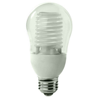 8 Watt - Dimmable CCFL - 40 W Equal - Warm White