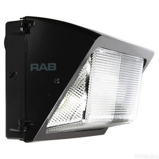 RAB WP2F84 - 84 Watt - CFL - Wall Pack - 120/208/240/277 Volt