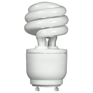 13 Watt CFL - 2700K Warm White - 60 W Equal - Dimmable CFL - GU24 Base - GCP 229