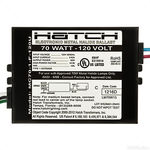 Hatch MC70-1-F-120U Metal Halide Ballast