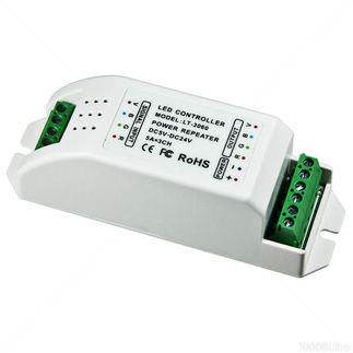 Signal Repeater for 24 Volt LED Tape Light