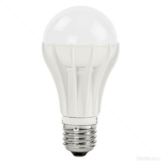 LEDnovation - 9.4 Watt - 60 Watt Equal - 86 Lumens Per Watts - 94% Natural Color - LED Light Bulb - 2700K Warm White - 810 Lumens - MADE IN AMERICA!