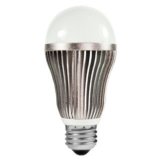 Kobi Warm 40 - 8 Watt - Dimmable LED - A19 - 2700K Warm White - 450 Lumens - 40 Watt Equal - 120 Volt