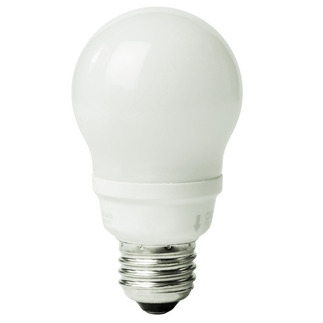14 Watt - A-Shape CFL - 50 W Equal - 2700K Warm White - Min. Start Temp. -20 Deg. F - 82 CRI - 36 Lumens per Watt - 12 Month Warranty - TCP 21314IB