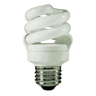 TCP TruStart 5800941K - 9 Watt - CFL - 40 W Equal - 4100K