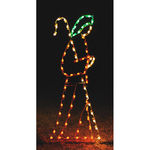 7.8 ft. - C7 LED - Nativity Scene Shepherd - 120 Volt