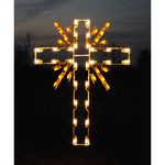 3.9 ft. - C7 LED - Radiant Cross - 120 Volt