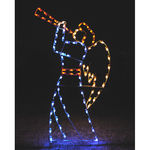 8.2 ft. - C7 LED - Nativity Scene Heralding Angel - 120 Volt