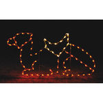 4 ft. x 8 ft. - C7 LED - Nativity Scene Resting Camel - 120 Volt