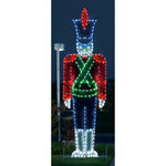 16 ft. - C7 LED - Toy Soldier - 120 Volt