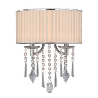 Golden Lighting 8981-WSC BRI - Transitional Wall Sconce