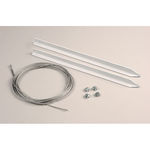 Guy Wire Kit for Large Commercial Christmas Displays