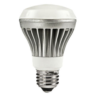 8 Watt - Dimmable LED - BR20 - 3000K Warm White - 465 Lumens - 50 Watt Equal - Lighting Science DFNBR20WW120