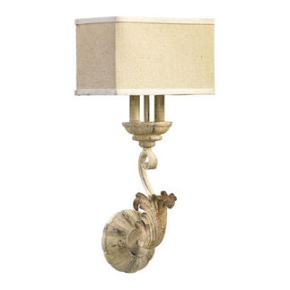 Quorum 5237-2-70 - Wall Sconce - 2 Light - Persian White