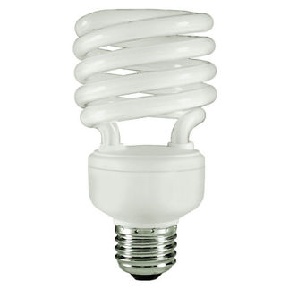 14 Watt - CFL - 60 W Equal - 5000K Full Spectrum - 80 CRI - 64 Lumens per Watt - 15 Month Warranty - Energy Miser FE-IISB-14W/50K