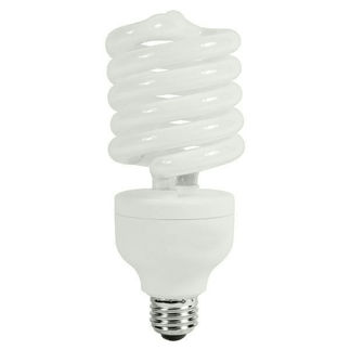 105 Watt Compact Fluorescent CFL 2700K Warm White