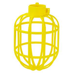 Plastic Lamp Guard - Replacement Cage - Light Fixture Accessory - Temporary Lighting Accessory