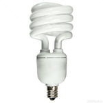 13 Watt - 60 W Equal - Warm White 2700K - CFL Light Bulb - Candelabra Base - Global Consumer Products 165 Screw In CFL
