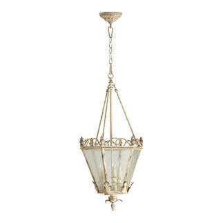 Quorum 6806-3-70 - Foyer Pendant - 3 Light - Persian White