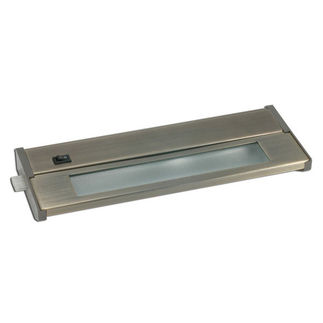 American Lighting 043X-1-BS - Xenon Under Cabinet Light Fixture