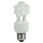 Hygrade HG0951K - 9 Watt - CFL - 40 W Equal - 5100K Full Spectrum - Min. Start Temp. - 20 Deg. - 82 CRI - 45 Lumens per Watt - 15 Month Warranty