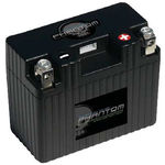 UPG 48052 - APP09L2-BS12 - Motorcycle Battery - Lithium Iron Phosphate (LiFePO4) - 12 Volt - 9 Ah Capacity - Left Polarity