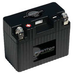 UPG 48053 - APP12A1-BS12 - Motorcycle Battery - Lithium Iron Phosphate (LiFePO4) - 12 Volt - 12 Ah Capacity - Right Polarity