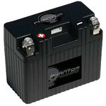 UPG 48055 - APP14A2-BS12 - Motorcycle Battery - Lithium Iron Phosphate (LiFePO4) - 12 Volt - 14 Ah Capacity - Right Polarity
