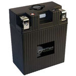 UPG 48057 - APP14A5-BS12 - Motorcycle Battery - Lithium Iron Phosphate (LiFePO4) - 12 Volt - 14 Ah Capacity - Right Polarity