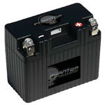 UPG 48058 - APP14L2-BS12 - Motorcycle Battery - Lithium Iron Phosphate (LiFePO4) - 12 Volt - 14 Ah Capacity - Left Polarity